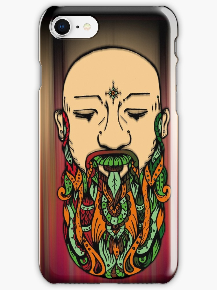 Funda para iPhone X - Redbubble art print