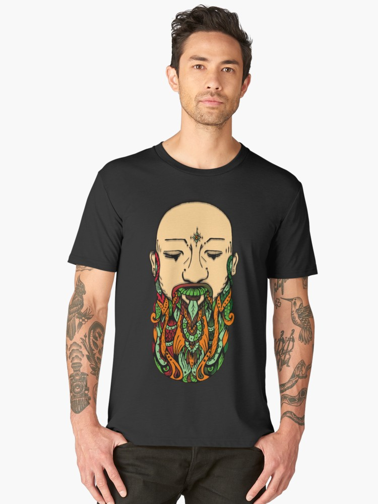 Camiseta premium para hombre - Redbubble clothing art print - T-shirt