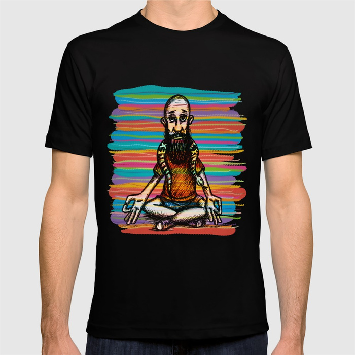 Bearded and ex poison snake - T-shirt - Society6