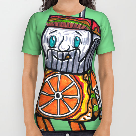 ALL OVER PRINT SHIRT - society6