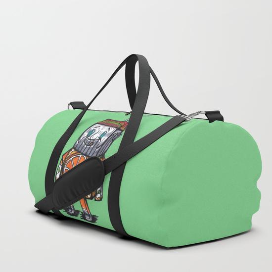DUFFLE BAG - society6