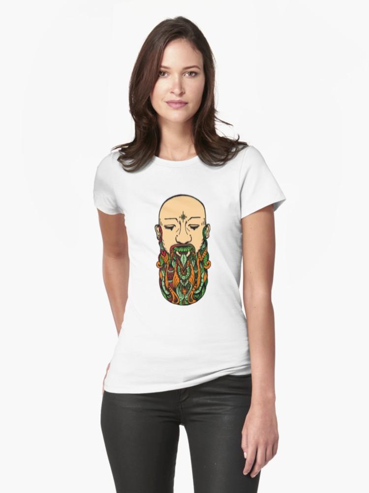 Camiseta entallada para mujer - Redbubble clothing art print