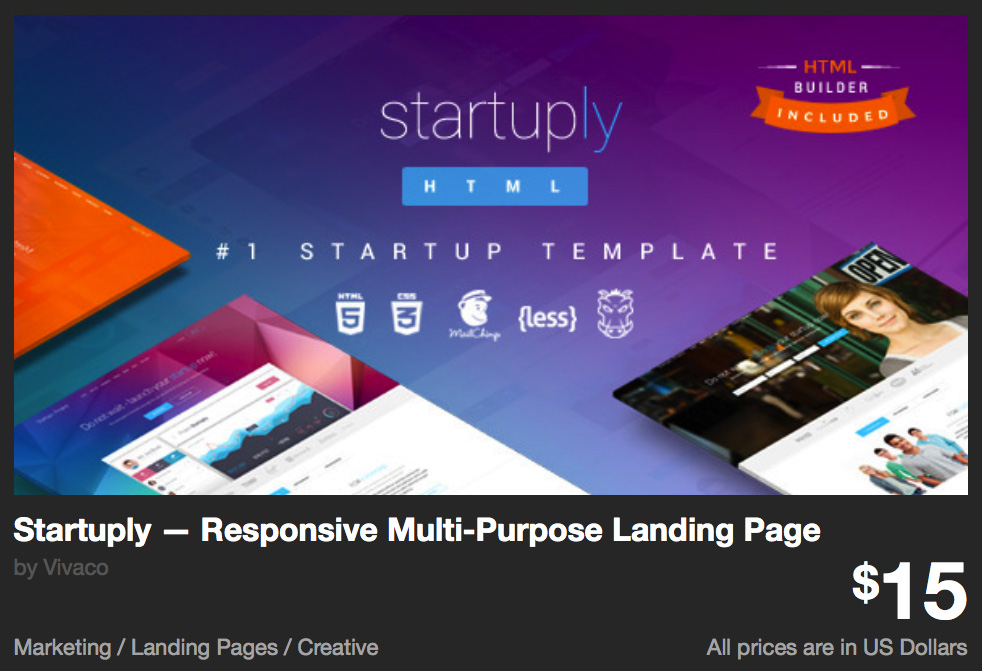 Startuply-Responsive-Multi-Purpose-Landing-Page - ThemeForest