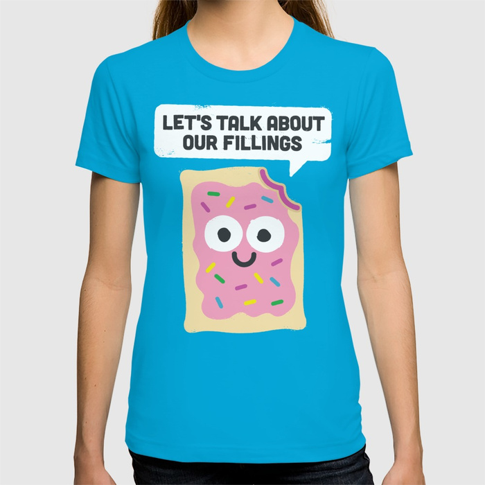 Tart Therapy by David Olenick - T-shirt | Society6