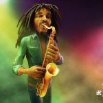 Play whatever you want - reggae - illustration - music