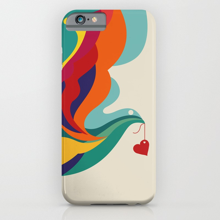 Love Message iPhone Case by budikwan | Society6