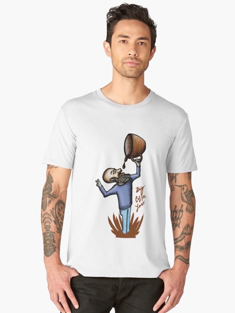 Camisetas premium para hombre de angeldecuir | Redbubble