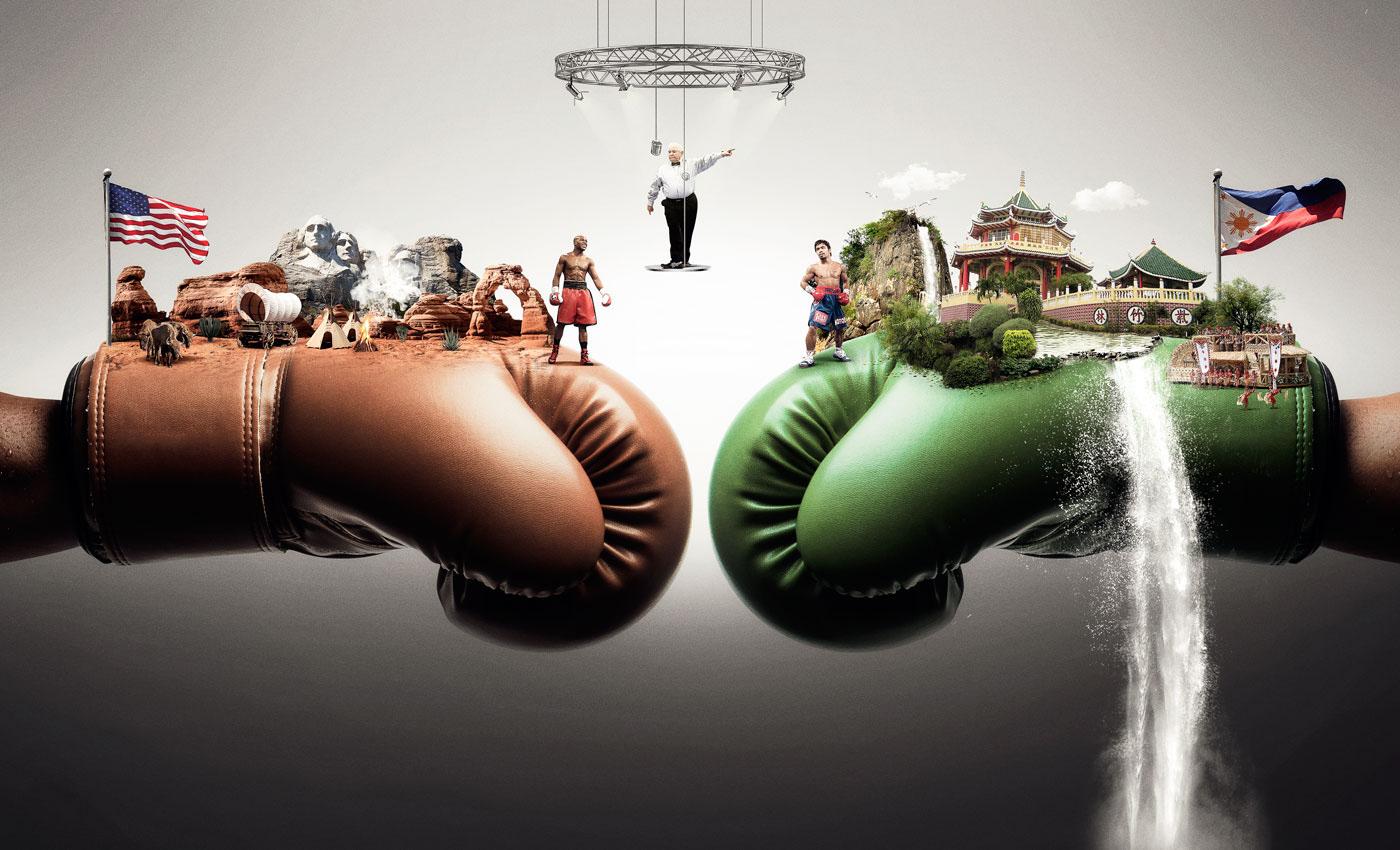 VS personal work - Aldo Testa - Advertising