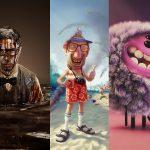 Inspiración diaria de arte - ilustración y diseño 2