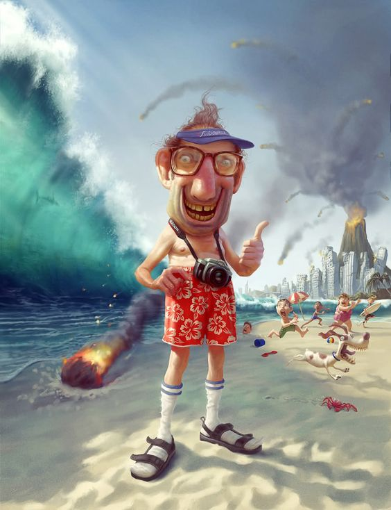 Tiago Hoisel - illustration - digital art