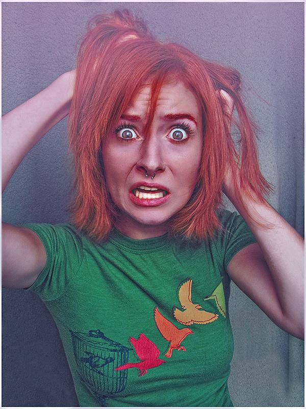 Tutorial de como crear efecto punk rock desde el Photoshop - Aprende En Casa