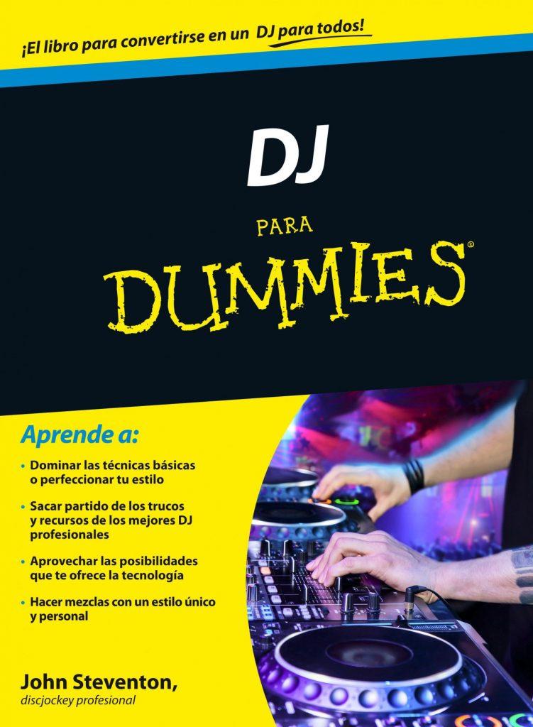 DJ para Dummies by John Steventon on iBooks https://apple.co/2Ip5Eqv