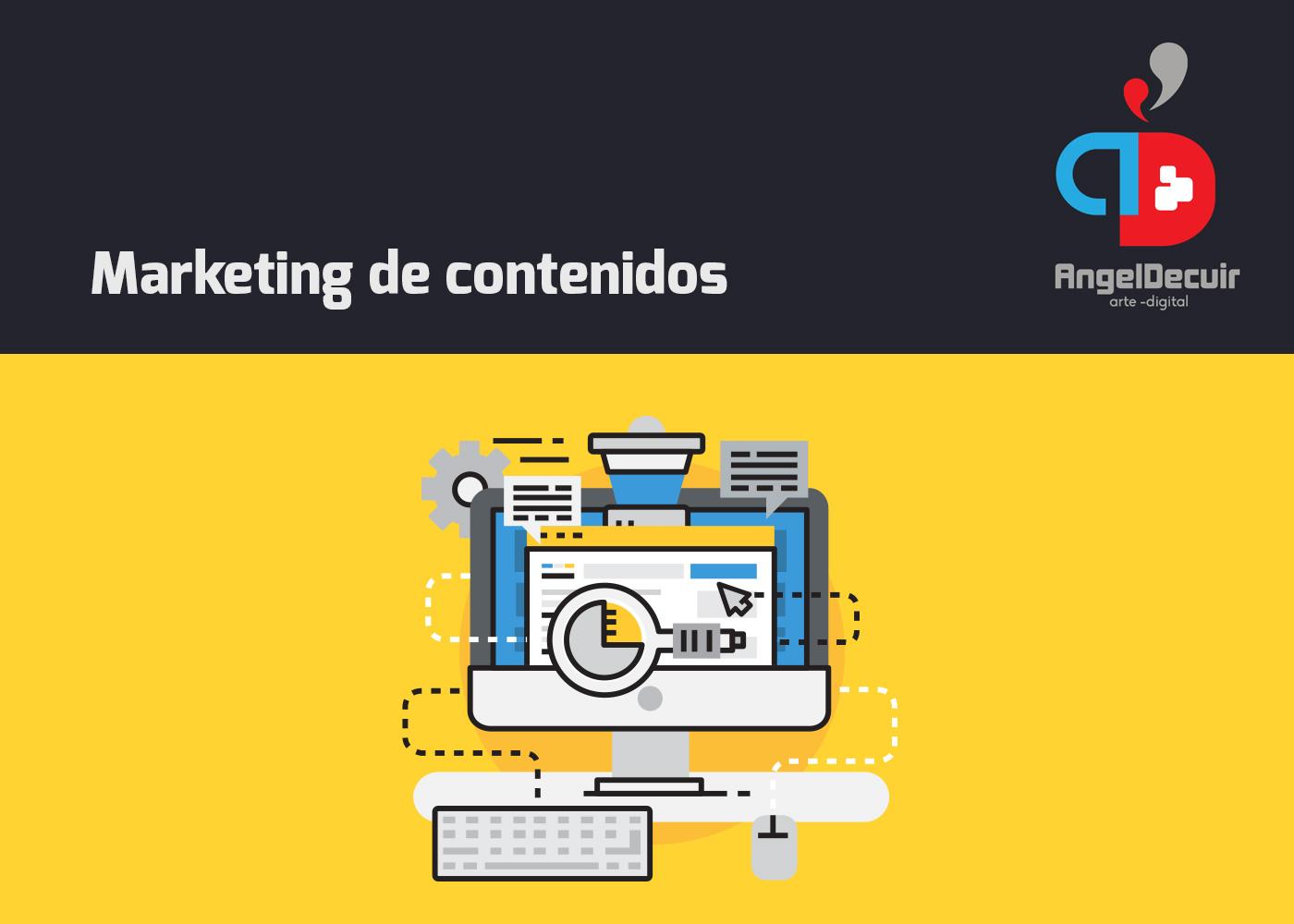 Contrata Marketing de contenidos - kichink - Angel Decuir