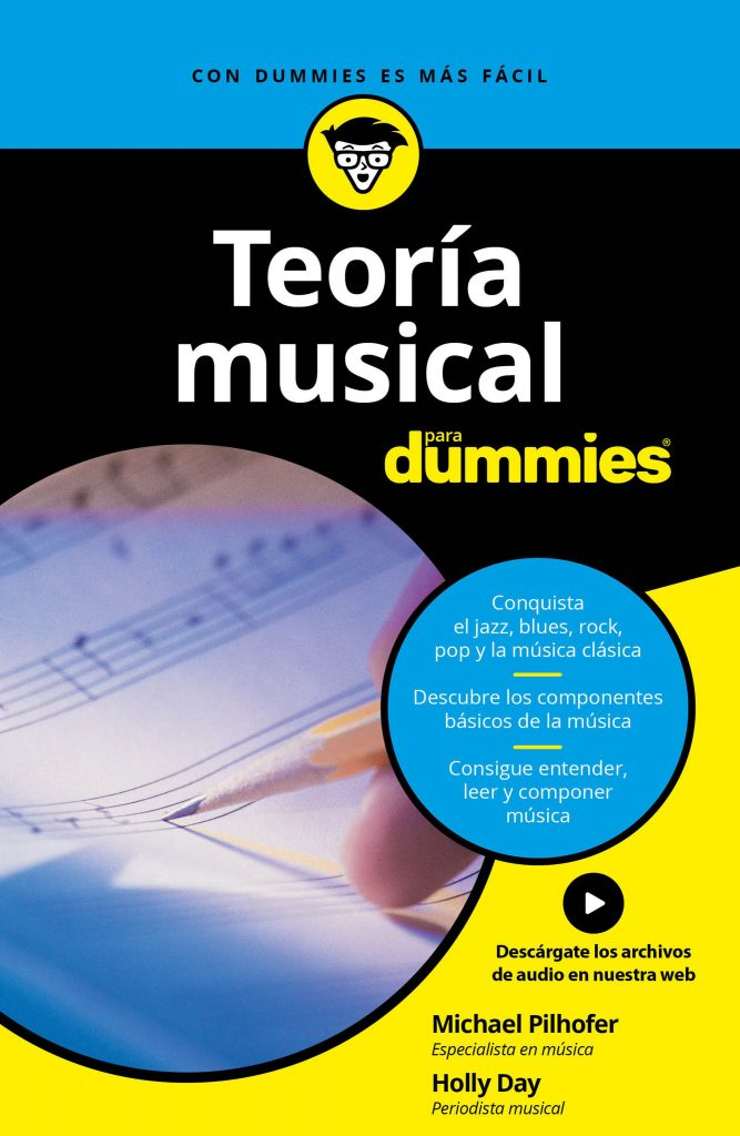 Teoría musical para Dummies by Michael Pilhofer & Holly Day on iBooks https://apple.co/2KnB0OP