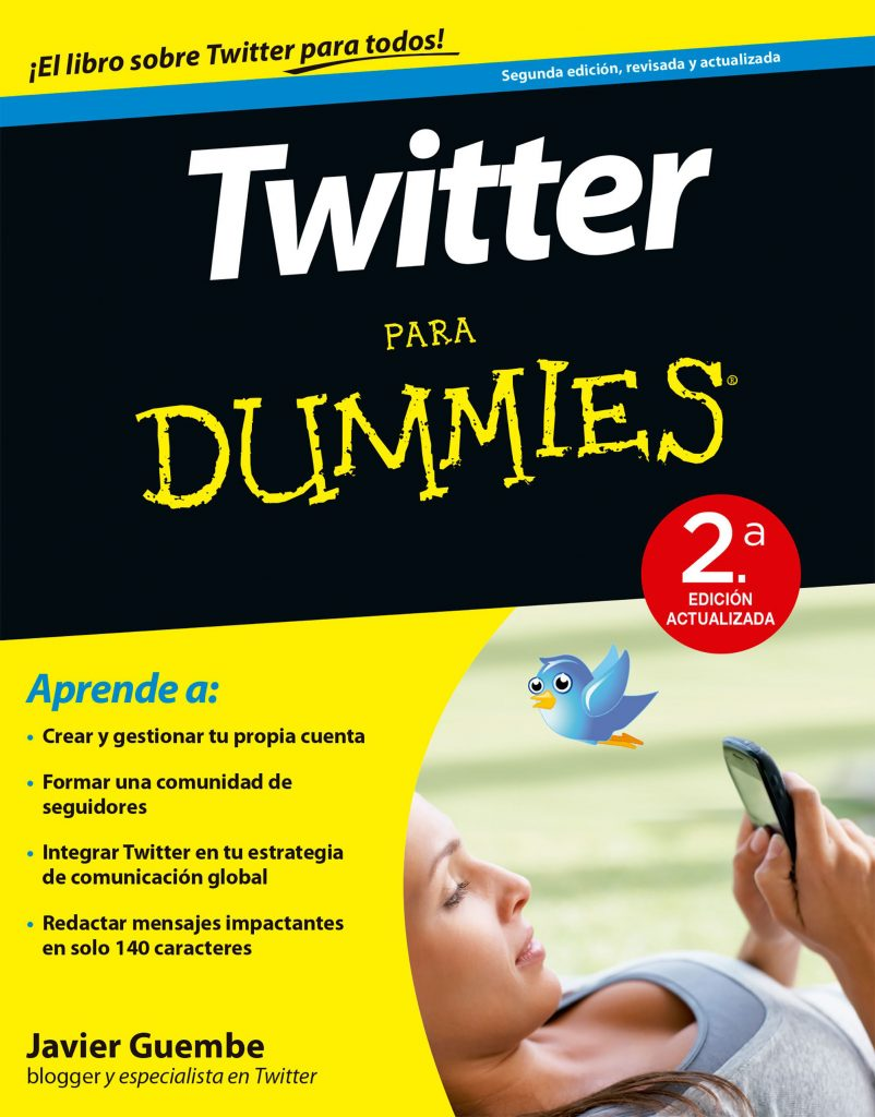 Twitter para Dummies by Javier Guembe on iBooks https://apple.co/2L0gQLP