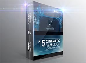 15 Cinematic Film Look Lightroom Presets by H2ObrothersDesign | GraphicRiver