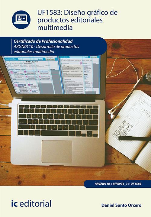 Diseño gráfico de productos editoriales multimedia por Daniel Santo Orcero en iBooks