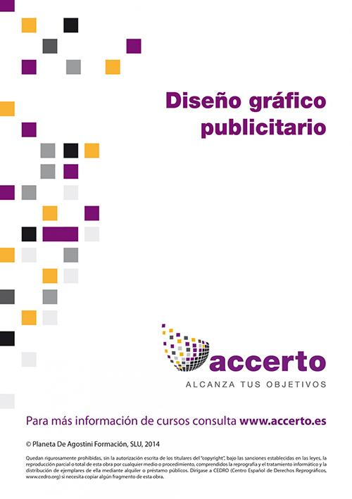 Diseño gráfico publicitario por Accerto en iBooks