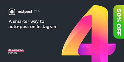 Instagram Auto Post & Scheduler - Nextpost Instagram by postcode | CodeCanyon