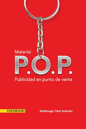 Material P.O.P. publicidad en punto de venta por Abdénago Yate Arévalo en iBooks