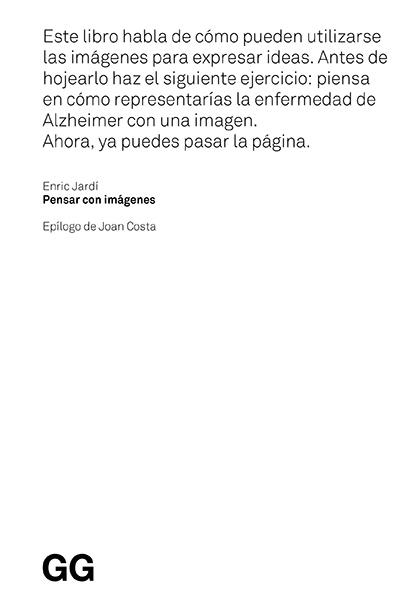 Pensar con imágenes por Enric Jardí en iBooks