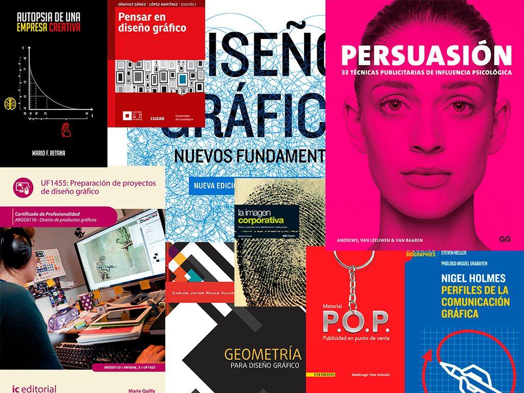 20 geniales libros de diseño gráfico en iBooks