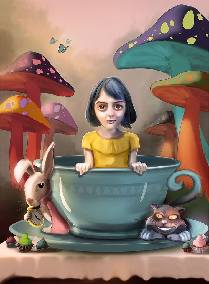 Alice in Wonderland - Ramiro Valdata