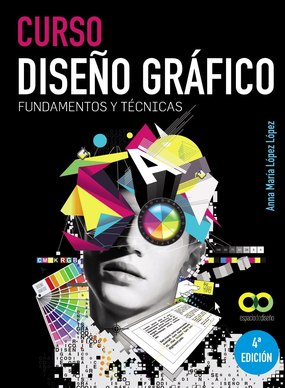 Libro Curso diseño gráfico / Graphic Design Course: Fundamentos y técnicas / Fundamentals and Techniques Pasta blanda - Amazon