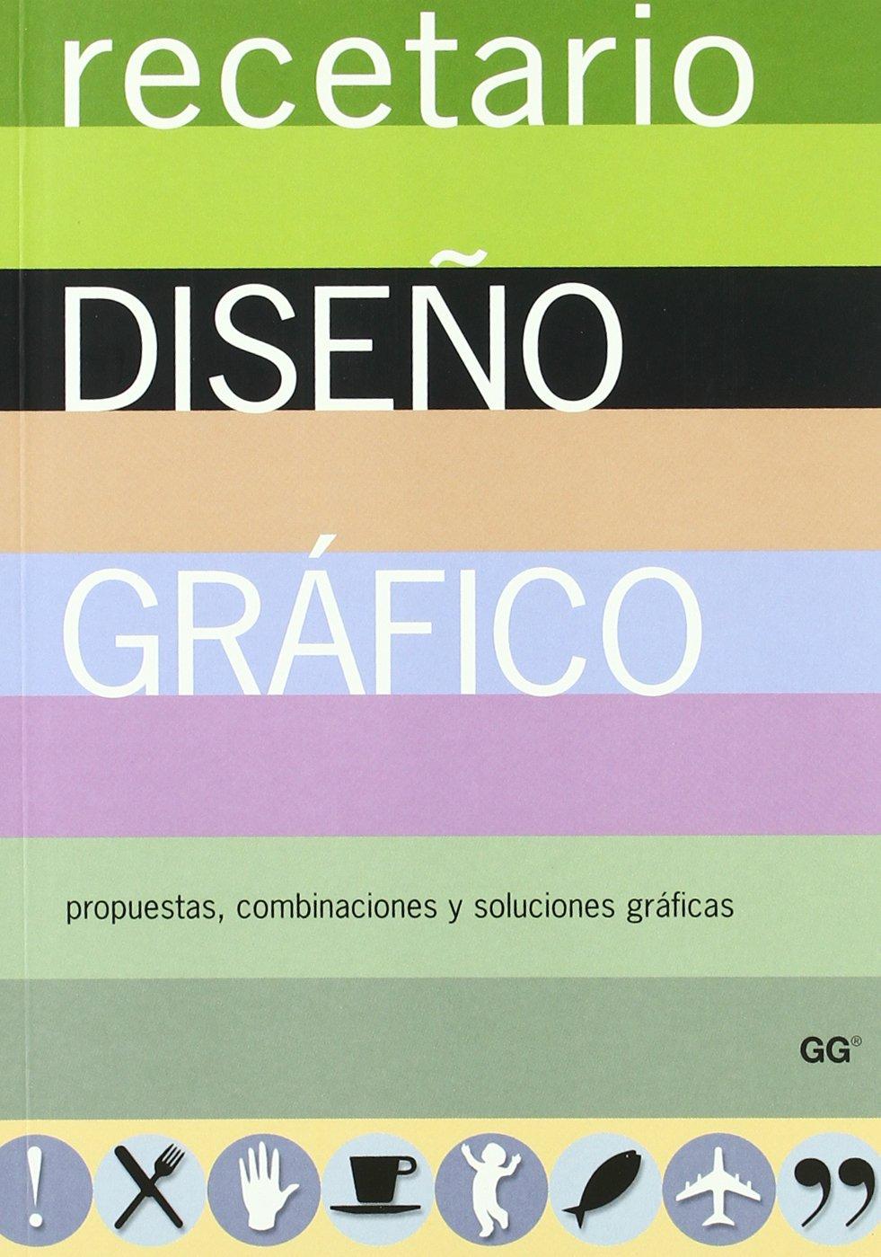 Libro Recetario de diseño gráfico. Propuestas Pasta blanda - Amazon