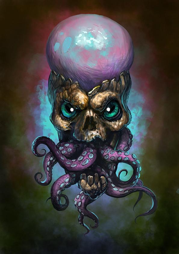 Skull - igorec TM