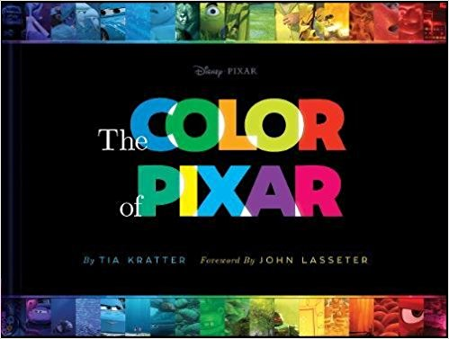 Libro The Color of Pixar - Amazon