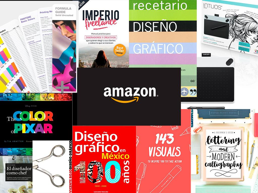 Diseño Gráfico en Amazon México