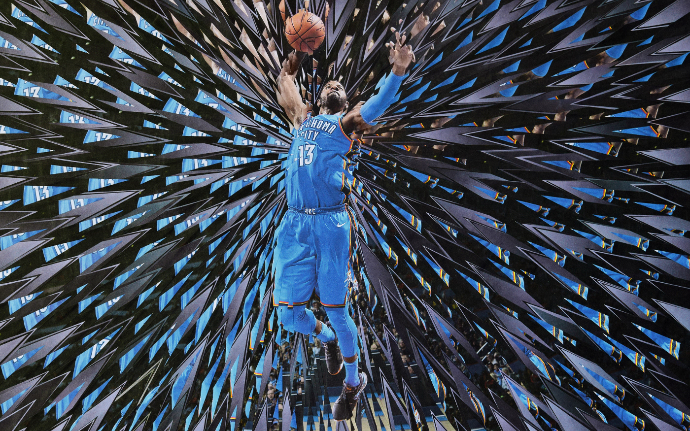 Nike PG2 Home Craze - Lola Dupre - Publicidad
