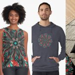 De los mejores Mandala Flowers para art prints en Redbubble