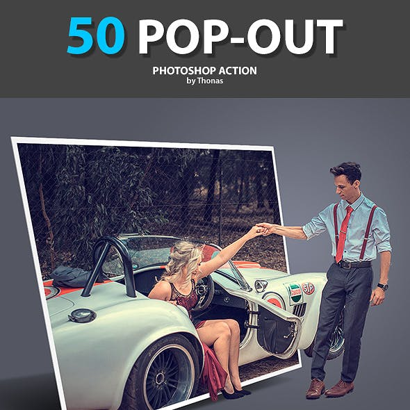 50 Pop-out by Thonas | GraphicRiver