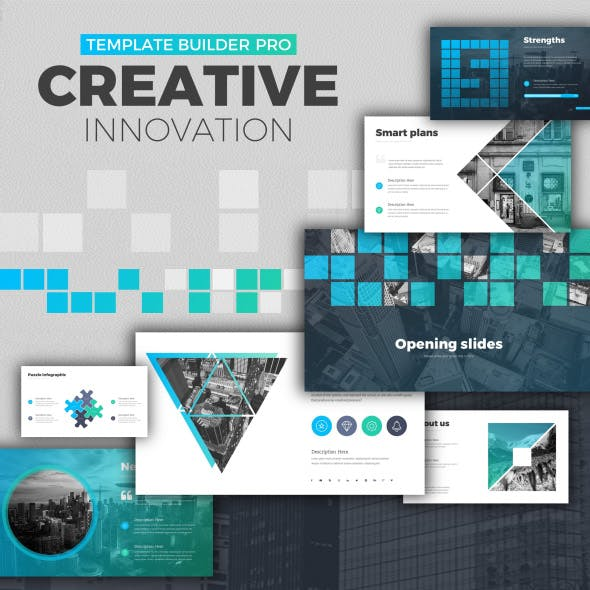 Creative Innovation by EvgenyBagro | GraphicRiver