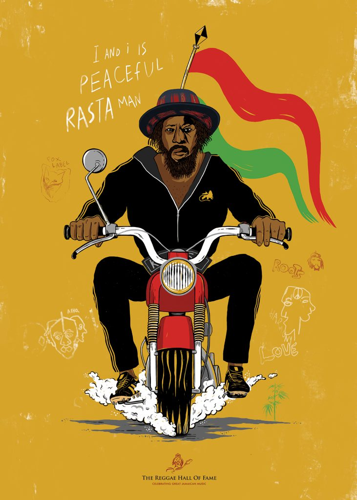 International Reggae Poster Contest 2015 - George Chandrinos