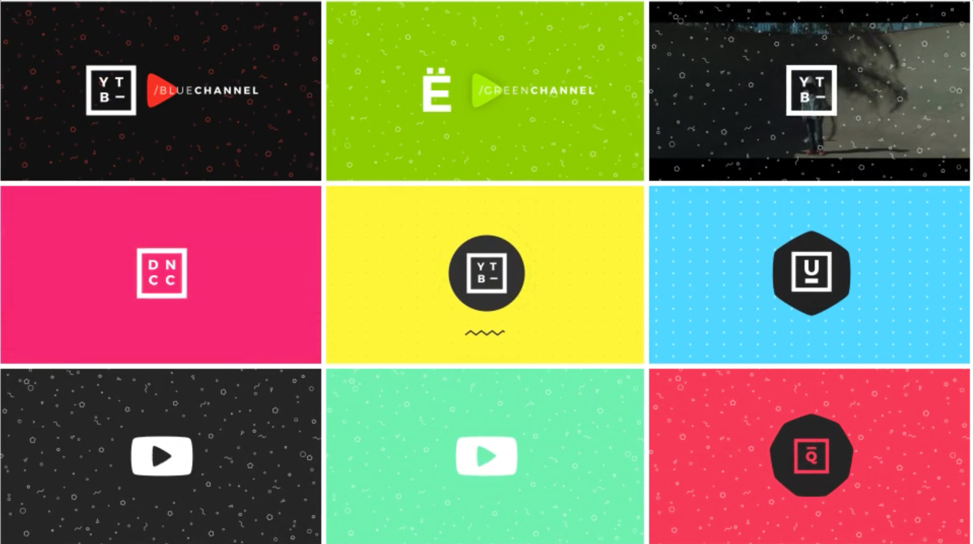 Youtube Promo Kit by Pixrate | VideoHive