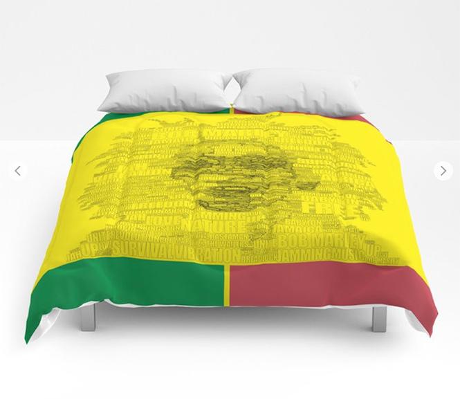 Comforters by angeldecuir | Society6