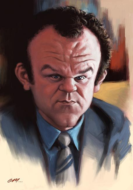 John C. Reilly  - Euan Mactavish