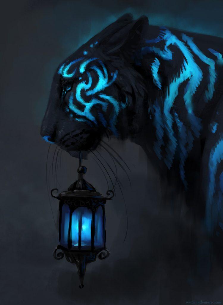 Animal Sketche - Jade Mere