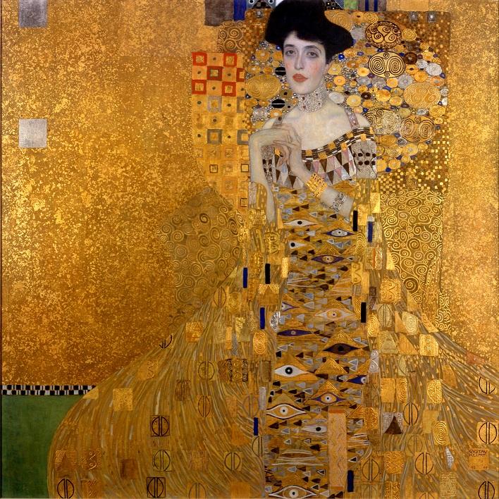 Gustav Klimt Adele Bloch-Bauer - 1907