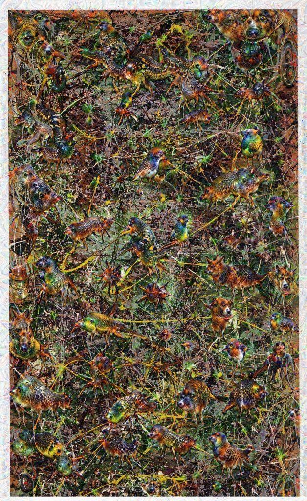 Jackson Pollock Number 5 - 1948