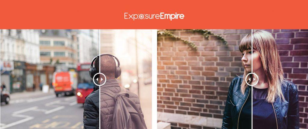 Lightroom Presets Bundle - Exposure Empire
