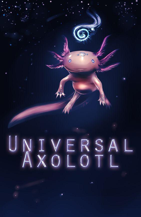 universal Axlotl by amerillo342