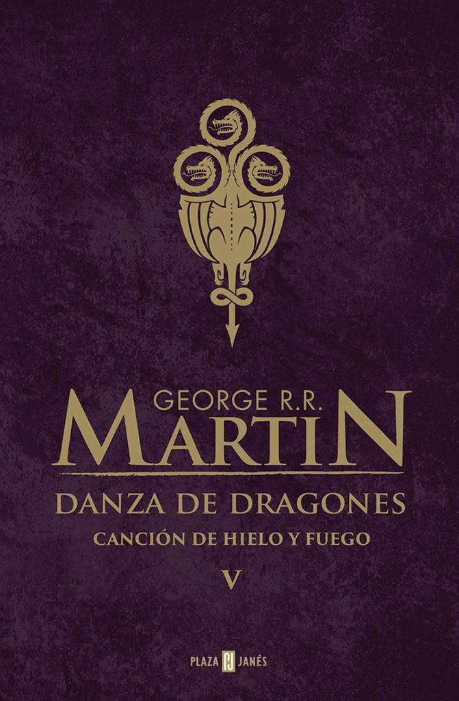 Danza de dragones (Canción de hielo y fuego 5) en Apple Books