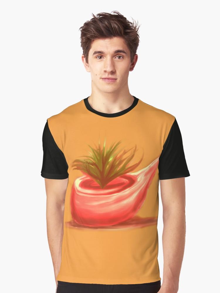 Camisetas gráficas «Pipe 2 painting» de angeldecuir | Redbubble