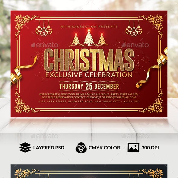 Christmas  by MithilaCreation in Clubs Parties