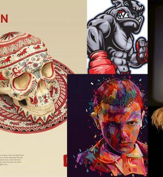 Ronda de obras ilustraciones creativas para inspirarse 12