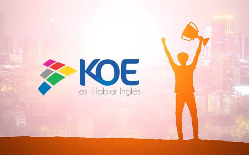 KOE es hablar inglés